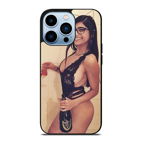 SEXY MIA KHALIFA iPhone 13 Pro Max Case