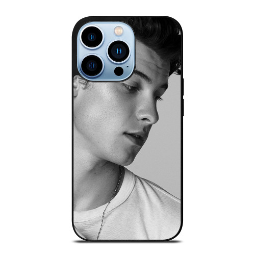 SHAWN MENDES BLACK AND WHITE iPhone 13 Pro Max Case