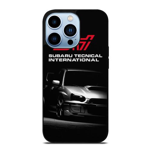 SUBARU IMPREZA WRX STI LOGO iPhone 13 Pro Max Case