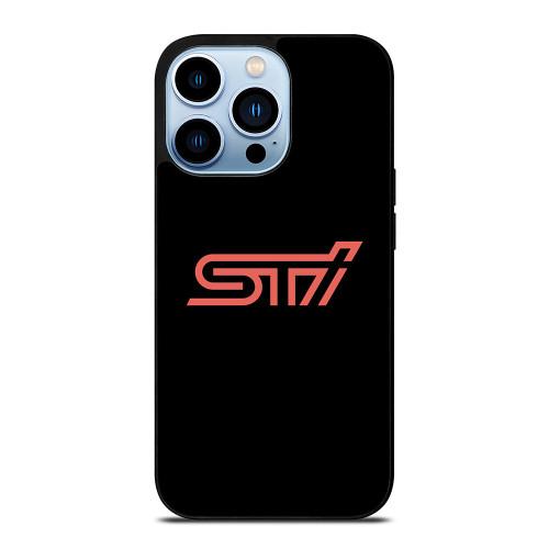 SUBARU WRX STI LOGO iPhone 13 Pro Max Case