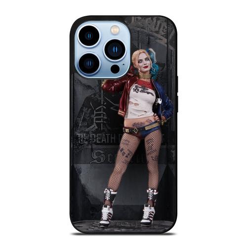 SUICIDE SQUAD HARLEY QUINN 2 iPhone 13 Pro Max Case