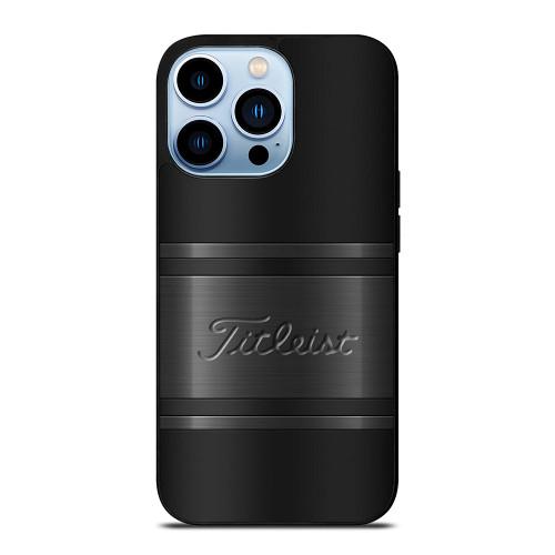 TITLEIST LOGO METAL iPhone 13 Pro Max Case