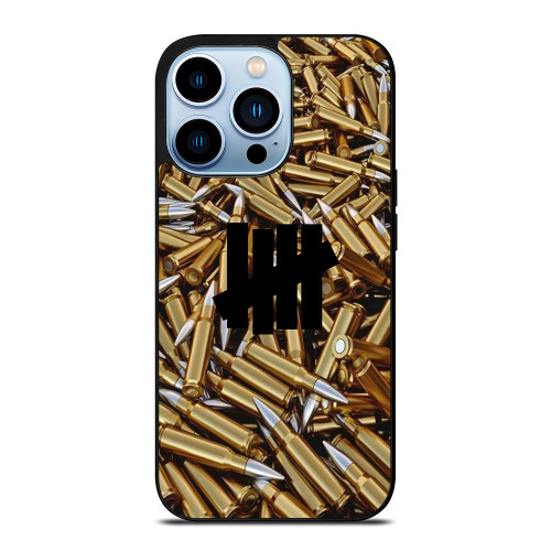 UNDEFEATED LOGO BULLET iPhone 13 Pro Max Case