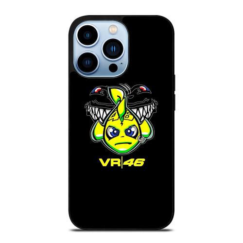 VALENTINO ROSSI VR 46 ARTWORK iPhone 13 Pro Max Case