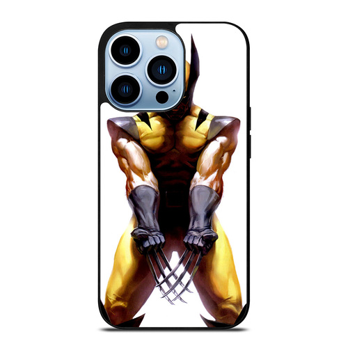 WOLVERINE X-MEN YELLOW SUIT iPhone 13 Pro Max Case