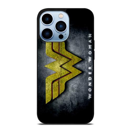WONDER WOMAN LOGO NEW iPhone 13 Pro Max Case