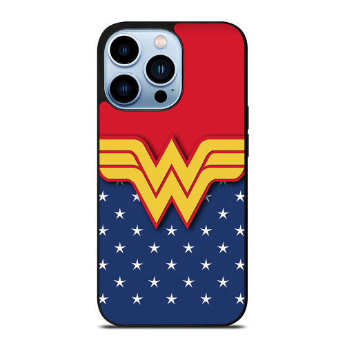 WONDER WOMAN LOGO iPhone 13 Pro Max Case