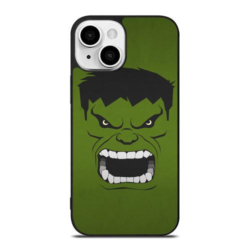 HULK MARVEL COMICS MINIMALISTIC iPhone 13 Mini Case