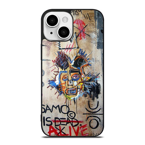 IN MEMORY BASQUIAT iPhone 13 Mini Case