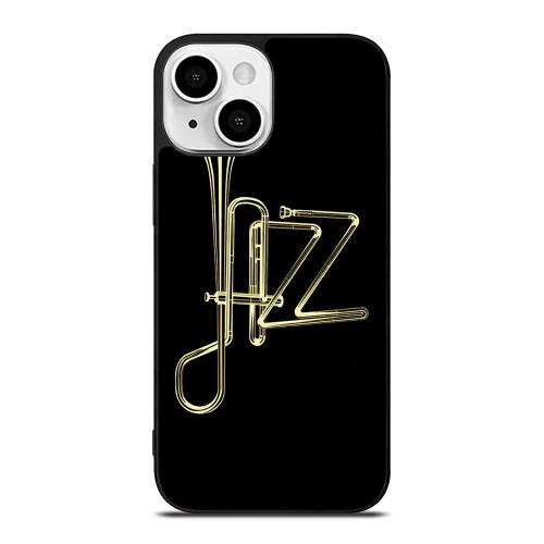 JAZZ MUSIC TRUMPET iPhone 13 Mini Case