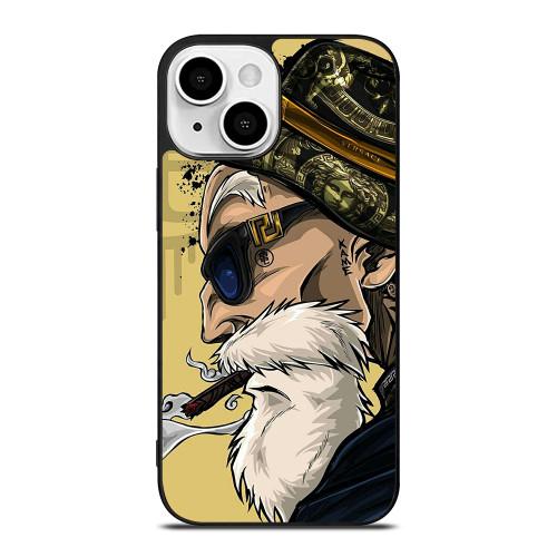 MASTER ROSHI DRAGON BALL Z 2 iPhone 13 Mini Case