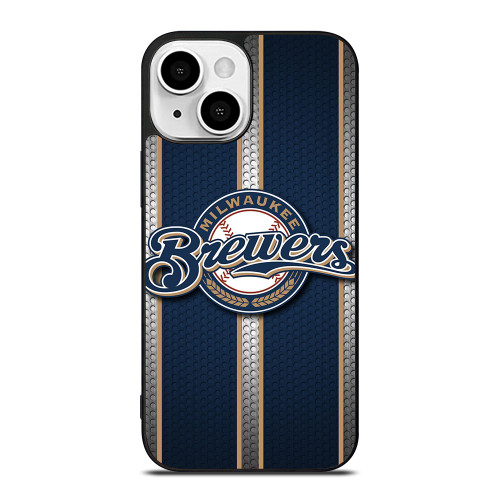 MILWAUKEE BREWERS MLB NEW LOGO iPhone 13 Mini Case