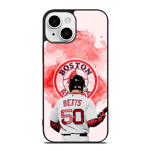 MOOKIE BETTS BOSTON RED SOX iPhone 13 Mini Case