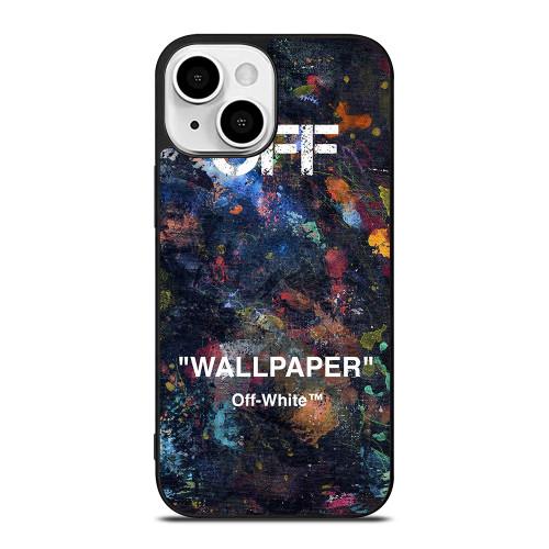 OFF WHITE HYPEBEAST iPhone 13 Mini Case