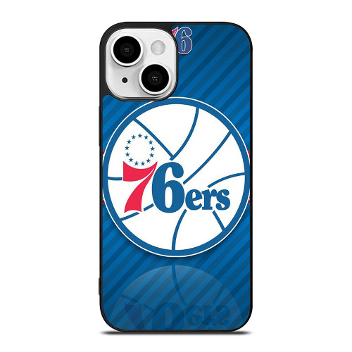 PHILADELPHIA 76ERS NBA iPhone 13 Mini Case