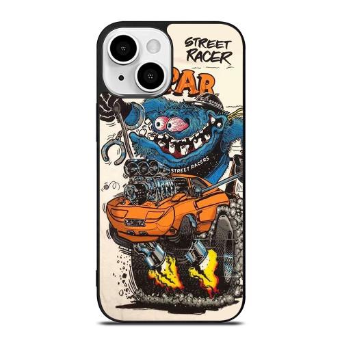 RAT FINK MOPAR STREET RACERS iPhone 13 Mini Case