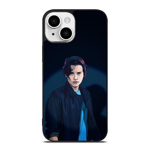 RIVERDALE JUGHEAD JONES WUZ HERE iPhone 13 Mini Case