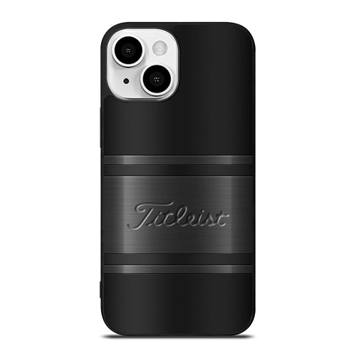 TITLEIST LOGO METAL iPhone 13 Mini Case