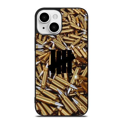 UNDEFEATED LOGO BULLET iPhone 13 Mini Case