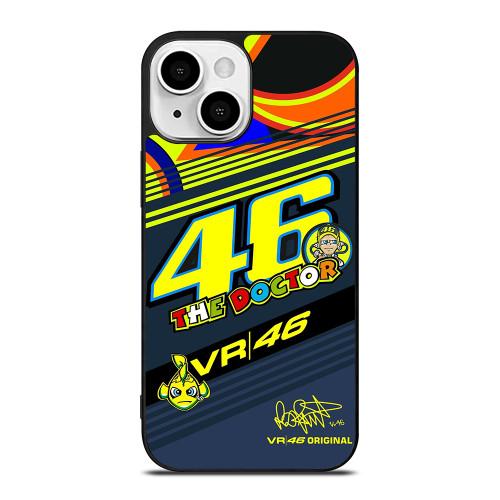 VALENTINO ROSSI VR 46 MOTO GP iPhone 13 Mini Case