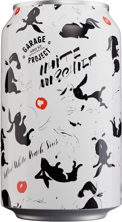 Garage Project White Mischief Peach Gose
