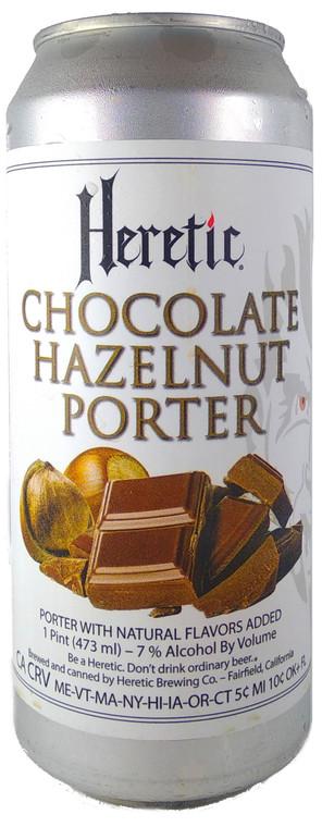 Heretic Chocolate Hazelnut Porter