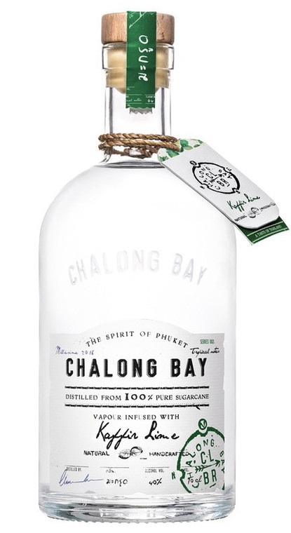 Chalong Bay Kaffir Lime Infused White Rum