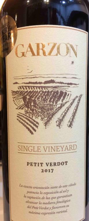 Garzon Single Vineyard Petit Verdot 2017