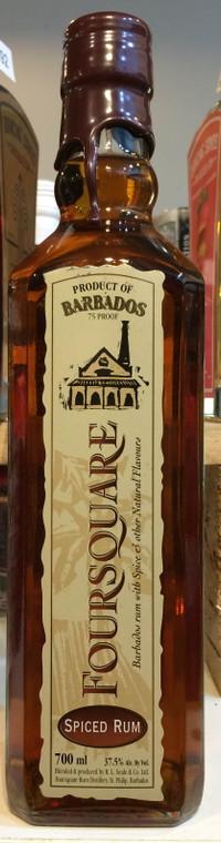 Foursquare Spiced Barbados Rum