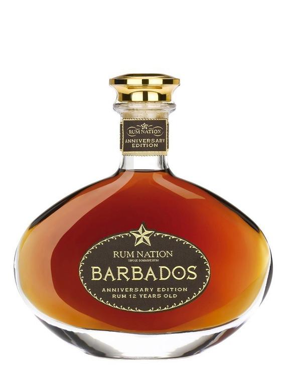 Rum Nation Barbados 12YO
