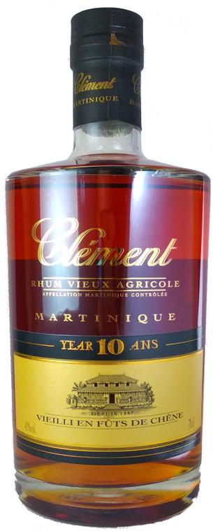Clément Rhum Vieux Agricole Martinique 10YO Rum