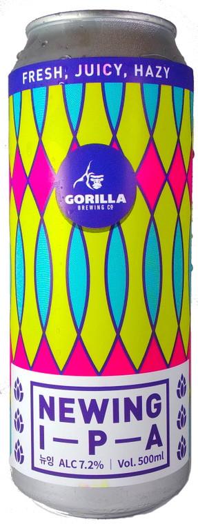 Gorilla Newing Cryo Hazy IPA