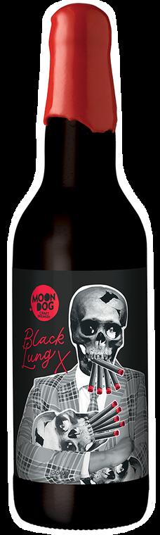 Moon Dog Black Lung X Islay Peated Whisky Barrel Aged Smokey Stout
