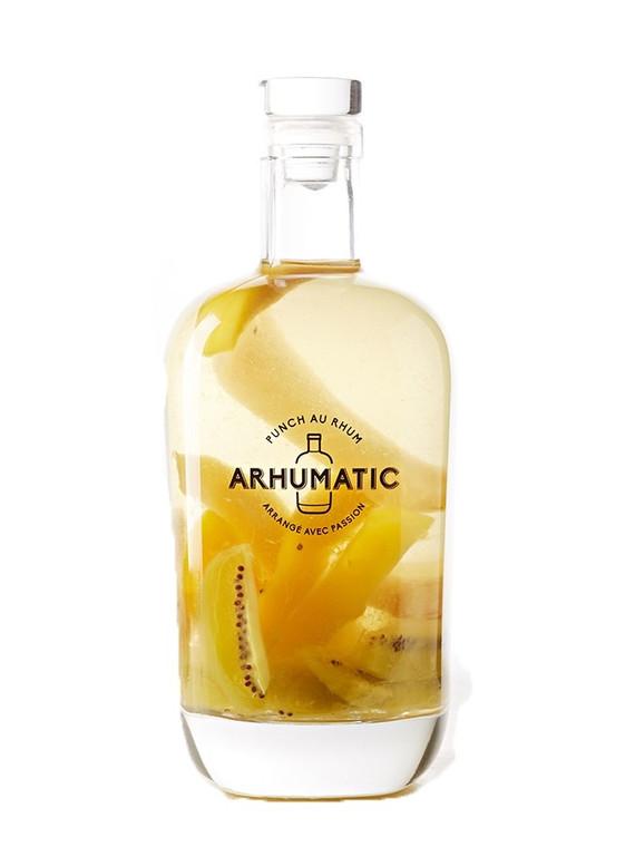 Arhumatic Rhum Cocktail Sol Dulcis Kiwi Pineapple Mango