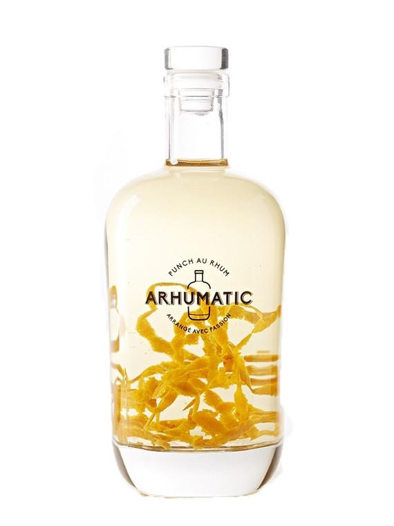 Arhumatic Rhum Cocktail Sicilian Mandarin