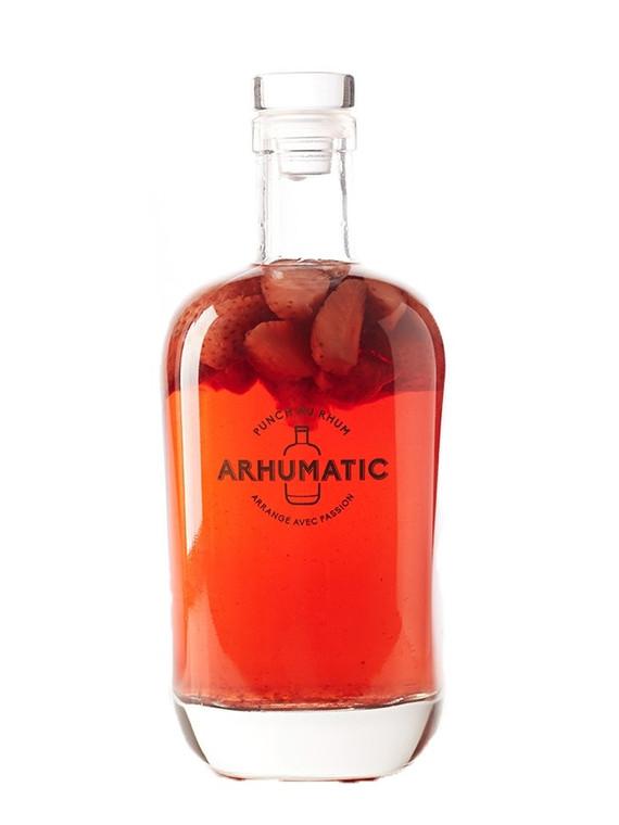 Arhumatic Rhum Cocktail Strawberry