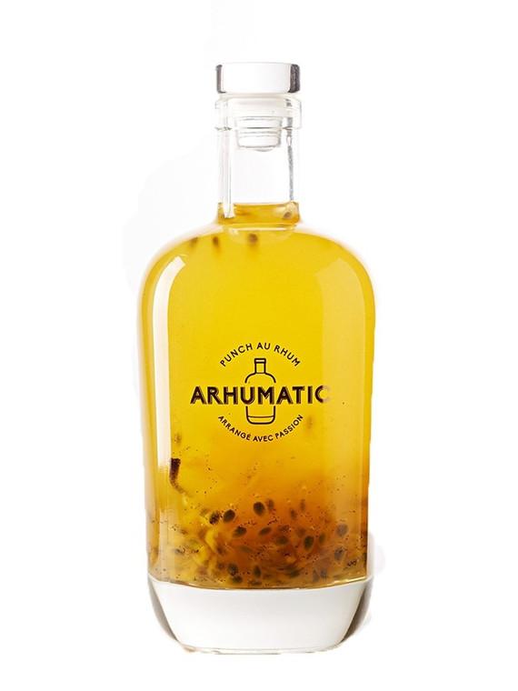 Arhumatic Rhum Cocktail Passion Fruit Vanilla