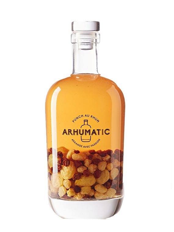 Arhumatic Rhum Cocktail Rhum Raisin