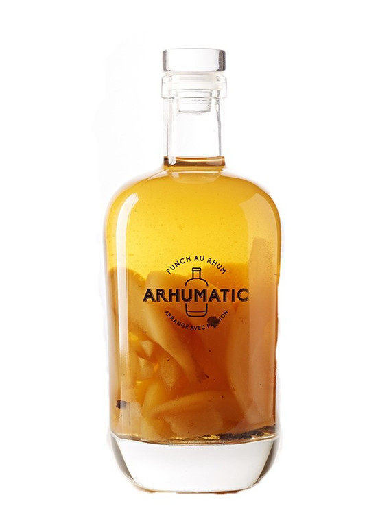 Arhumatic Rhum Cocktail Pear Pepper Vanilla