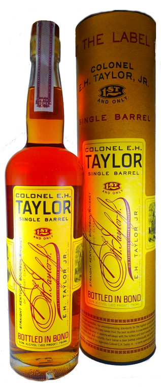 Colonel E.H. Taylor Single Barrel Kentucky Straight Bourbon Whiskey