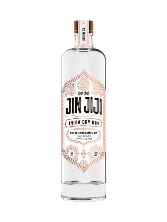 Jin Jiji India Dry Gin