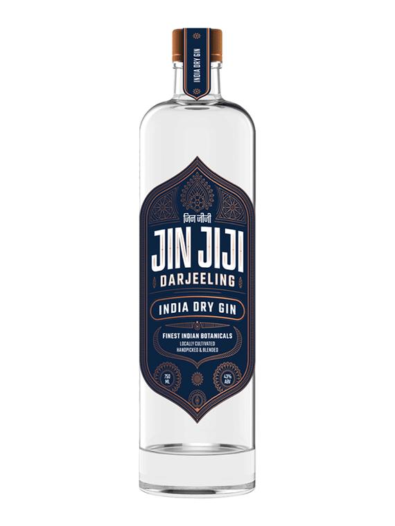 Jin Jiji Darjeeling India Dry Gin