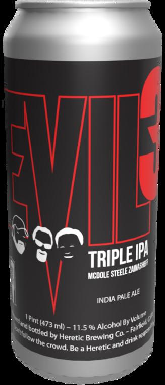Heretic Evil 3 Triple IPA