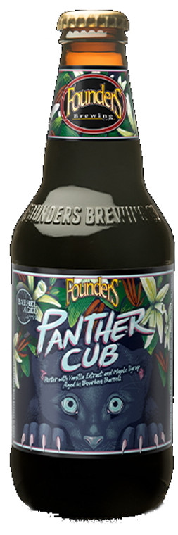 Founders Brewing Panther Club BA Vanilla Porter