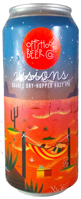 Offshoot Beer Co. Visions DDH Hazy IPA