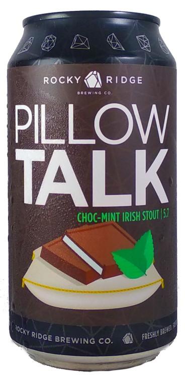 Rocky Ridge Pillow Talk Choc-Mint Irish Stout