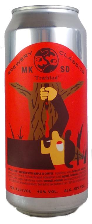 Mikkeller MKSD Traeblod Imperial Maple Coffee Stout