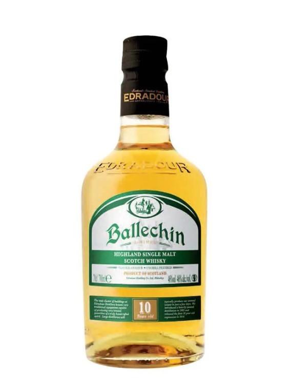 Ballechin 10YO Peated Single Malt