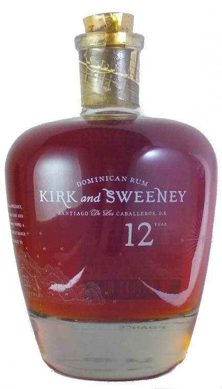 Kirk & Sweeney 12YO Dominican Rum