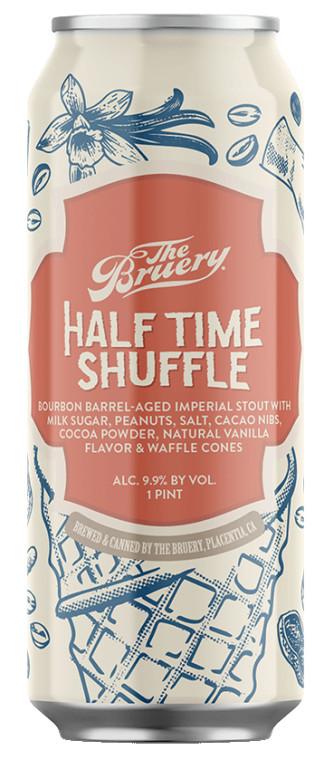 The Bruery Half Time Shuffle BA Stout